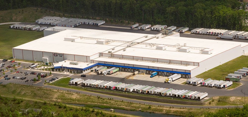 Giant Foods Facility Jessup Md
